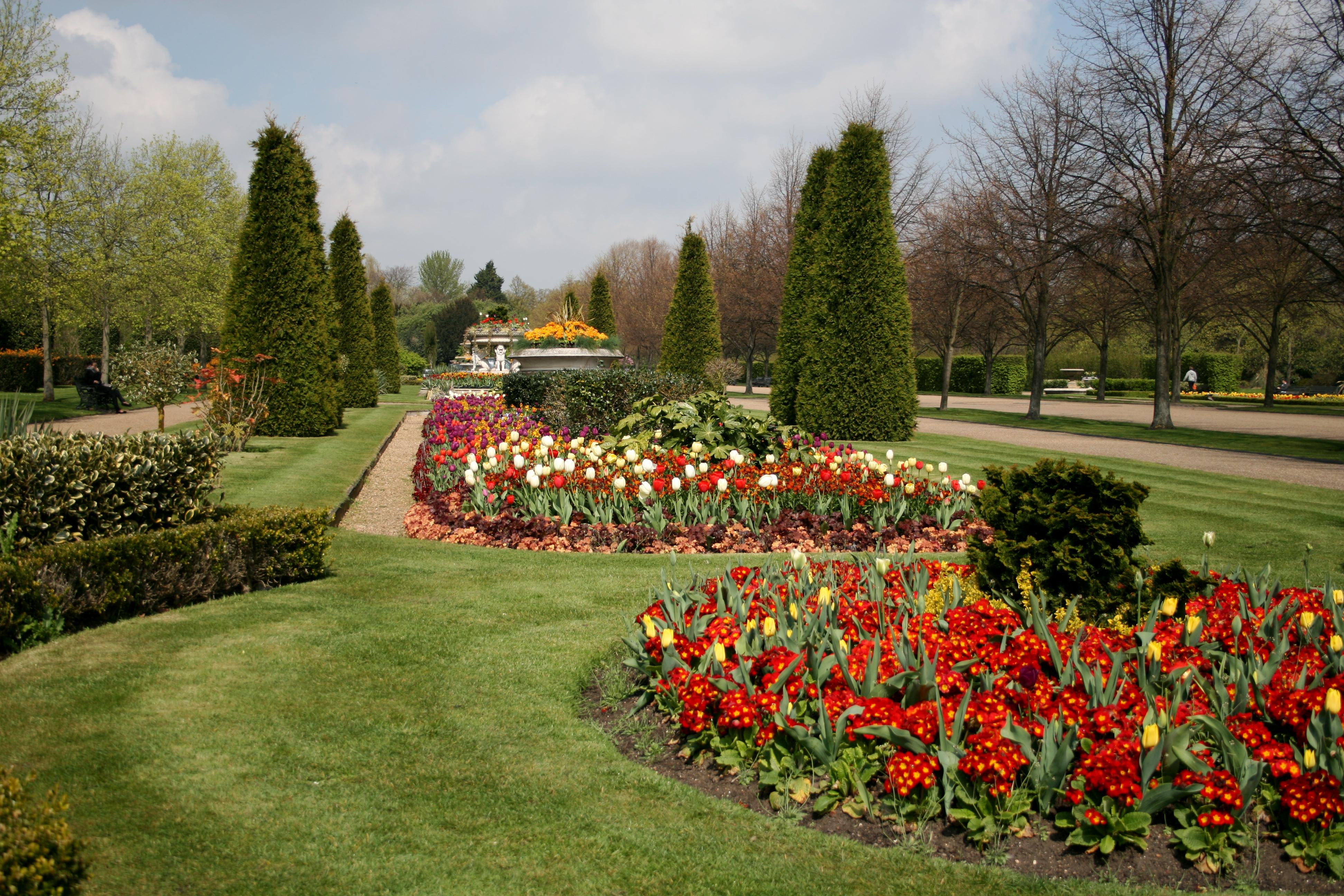 The Regent\'s Park - Landscape NotesLandscape Notes