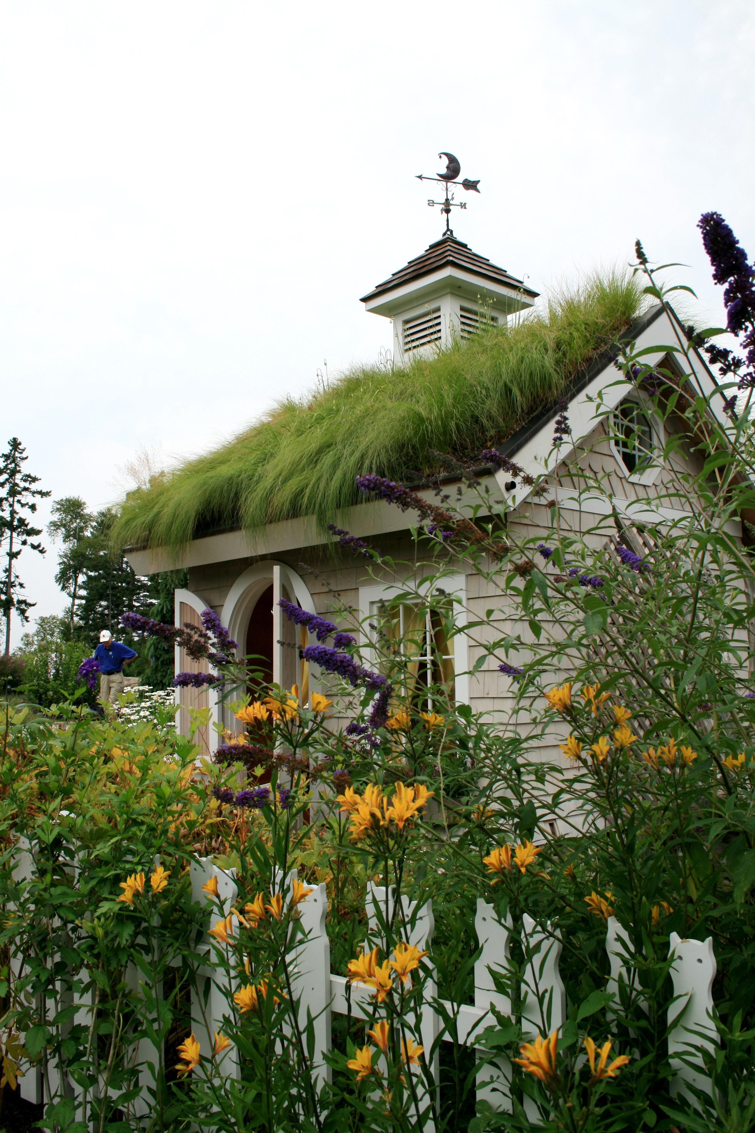 Coastal Maine Botanical Gardens Landscape Notes
