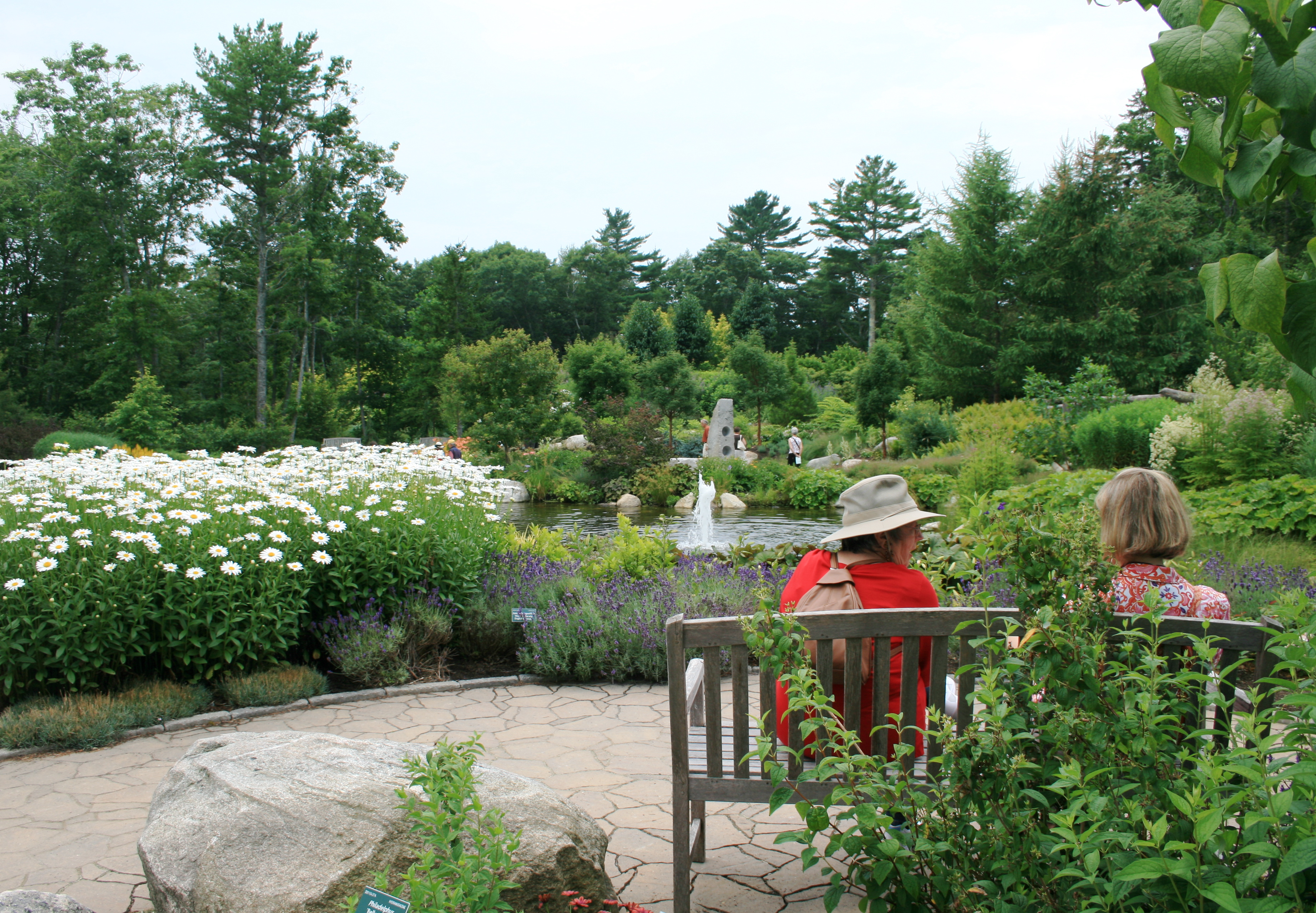 While It Was A Challenge To Leave Behind My Own Overly Ambitious Garden, A  Visit To The Coastal Maine Botanical ...