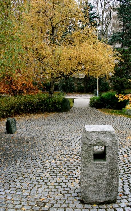 Unesco S Jardin Japonais Garden Of Peace Landscape Noteslandscape
