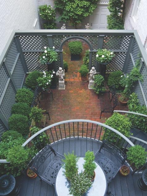 Book Review: Hidden Gardens Of Beacon Hill: Creating Green
