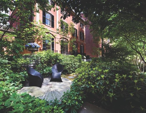 Secret Garden: Book Review: Hidden Gardens Of Beacon Hill: Creating Green