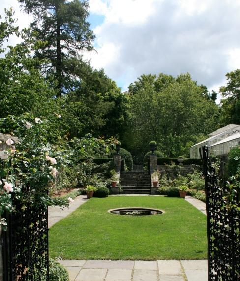 In a Summer Garden: The Stevens-Coolidge Place - Landscape ...