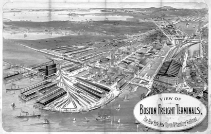 Bos Freight Terminals