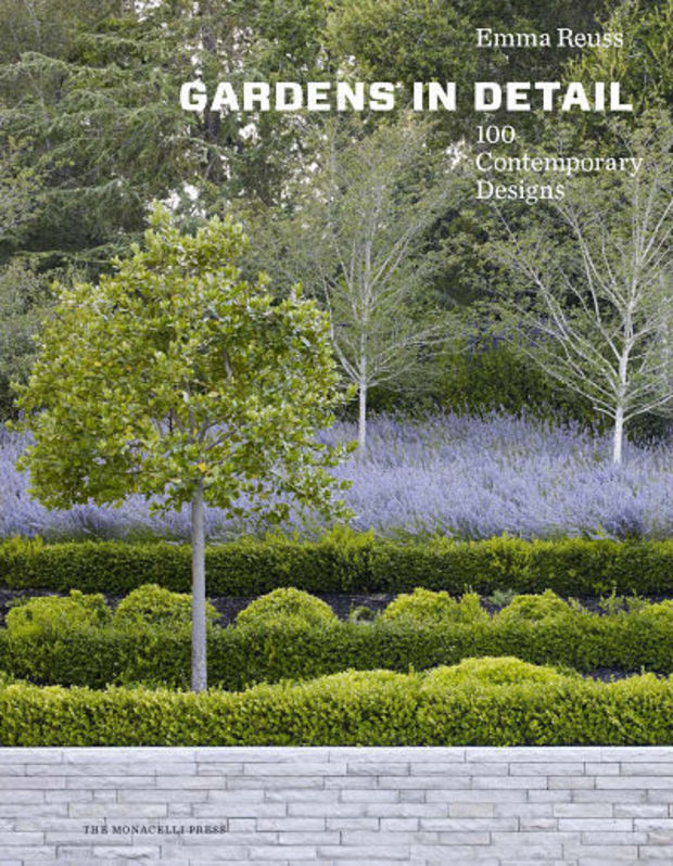 Book review gardens in detail 100 contemporary designs for Landscape design books