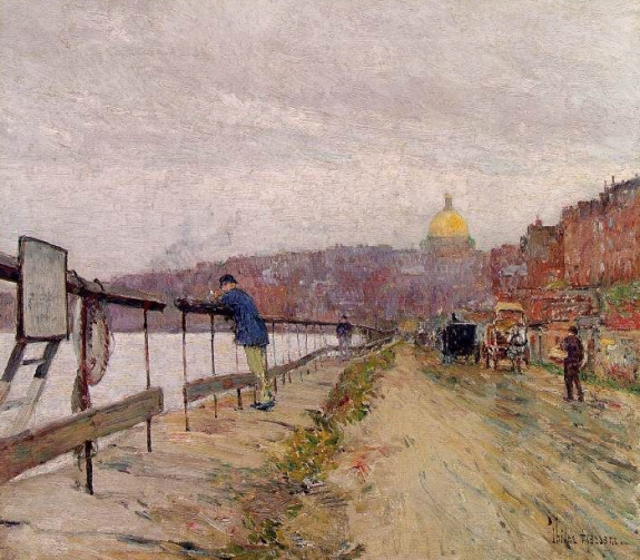 Childe Hassam - 1892