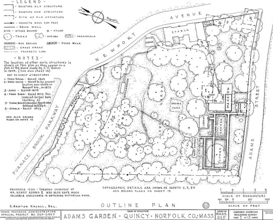 adams garden