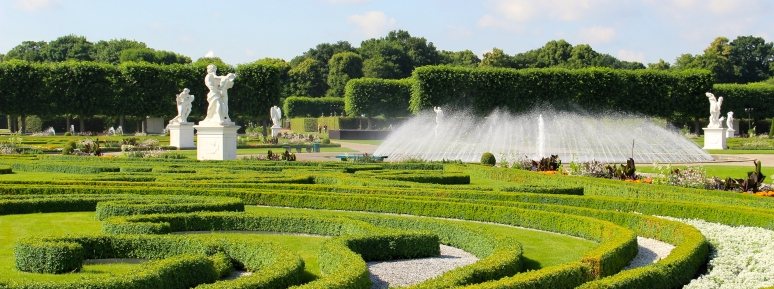 The Royal Gardens Of Herrenhausen Landscape Noteslandscape Notes