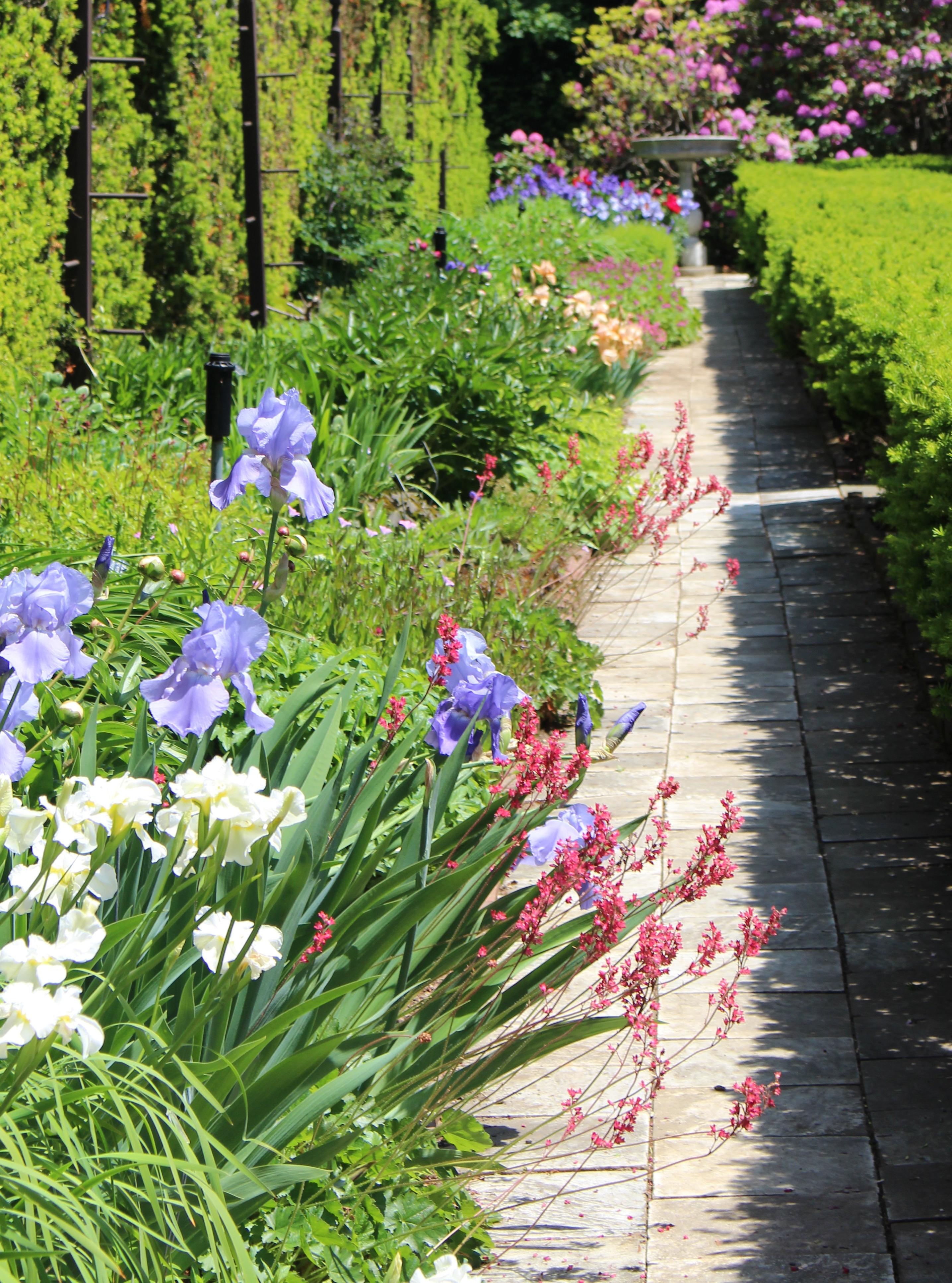 fuller gardens - landscape noteslandscape notes