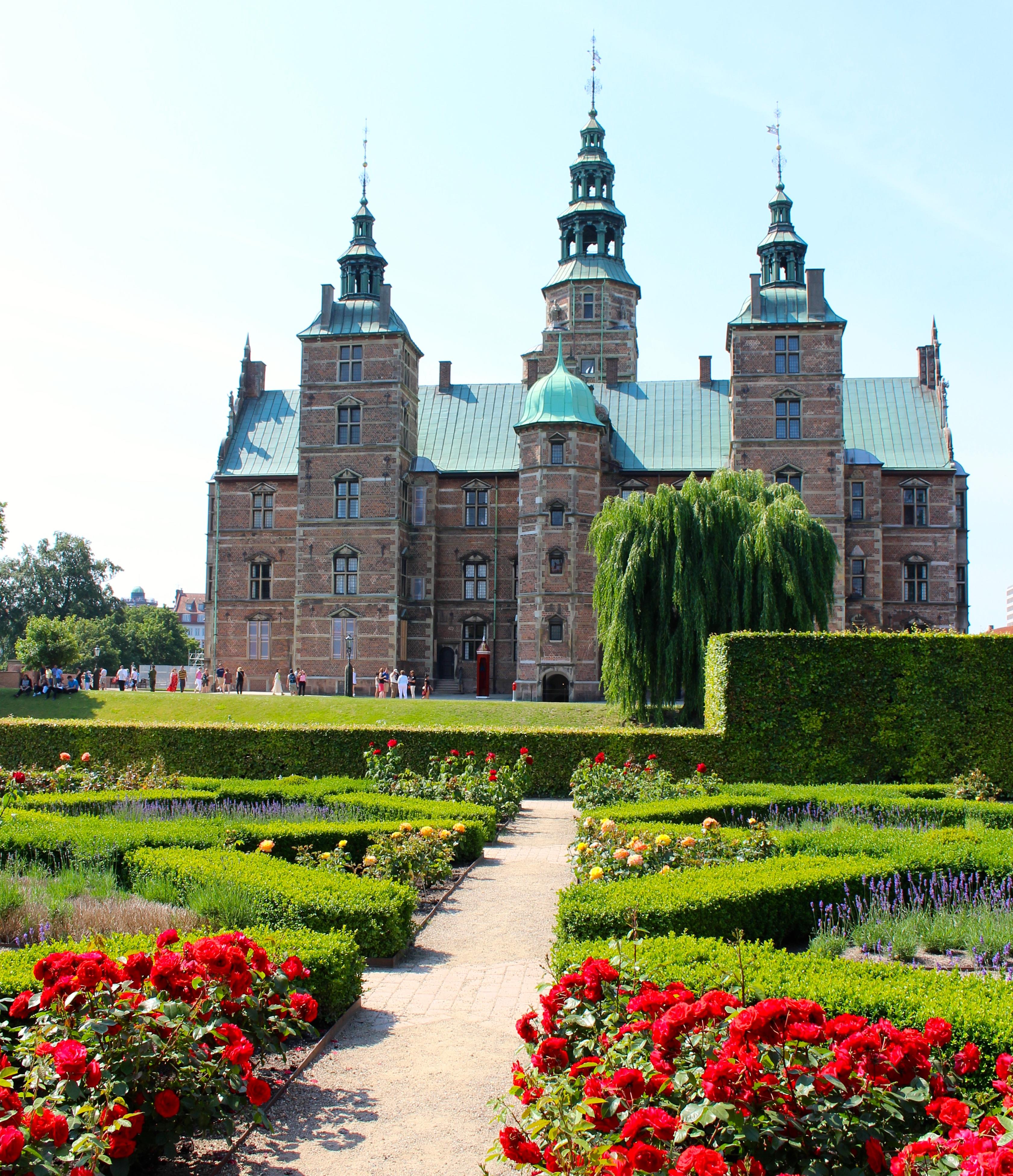The King's Garden at Rosenborg - 4675.7KB