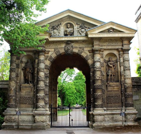 Oxford Botanic Garden - Landscape NotesLandscape Notes
